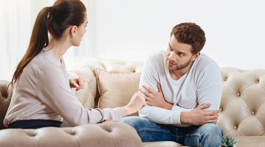 أسباب انفصال الأزواج بعد الإنجاب